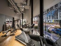 Singapore Hotel | fitness room