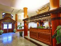 Shwe Ingyinn Hotel Mandalay: reception