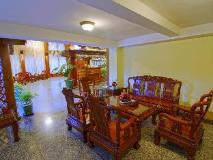 Shwe Ingyinn Hotel Mandalay: lobby