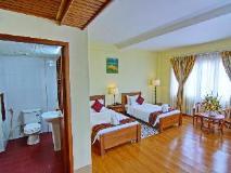 Shwe Ingyinn Hotel Mandalay: interior