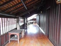 Sokdee Guesthouse: balcony/terrace