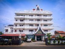 Pakse Mekong Hotel: interior