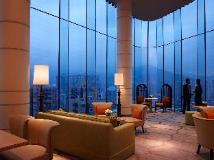 Courtyard By Marriott Hong Kong Sha Tin Hotel: executive lounge