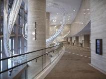 Courtyard By Marriott Hong Kong Sha Tin Hotel: interior