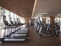 Courtyard By Marriott Hong Kong Sha Tin Hotel: fitness room