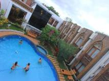 Raza Gyo Hotel: interior