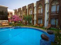 Raza Gyo Hotel: surroundings