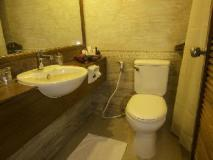 Raza Gyo Hotel: bathroom
