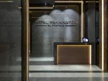 Hotel Pennington by Rhombus: interior