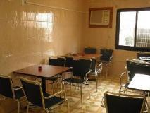 Kinshasa Hotel: restaurant