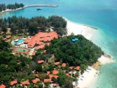 Cheap Hotels in Mersing Malaysia | Sibu Island Resort
