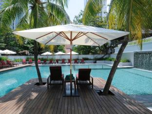 Micasa All Suite Hotel Kuala Lumpur - Pool Side View