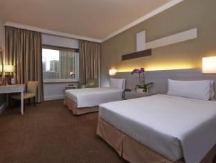 Corus Hotel Kuala Lumpur - Deluxe Twin