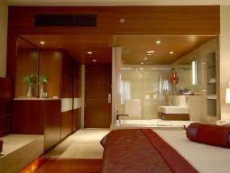 Phòng Lalit giường King Hướng cảnh