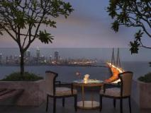 Taj Lands End: view