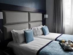 Tweepersoons met 2 aparte bedden