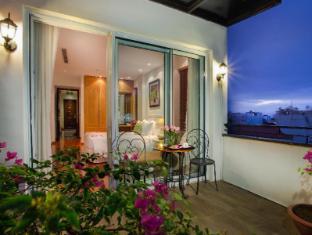 Meracus Hotel 2 Hanoi - Balcony/Terrace