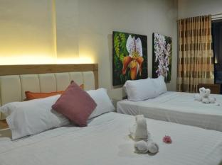 Crystal Beach Bali Hotel Bali - Guest Room