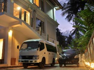 Crystal Beach Bali Hotel Bali - Family Deluxe with Terrace