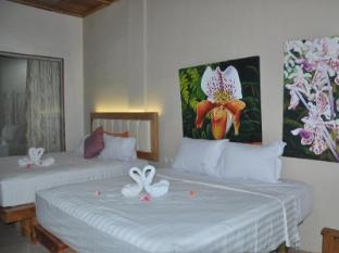 Crystal Beach Bali Hotel Bali - Family Room with terrace
