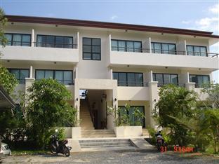 Leelawadee Apartment Phuket - Exterior with garden surrounding