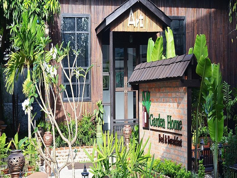 ガーデン ホーム ベッド アンド ブレックファースト1