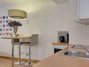 Short Stay Apartment Museum View Parijs - Keuken