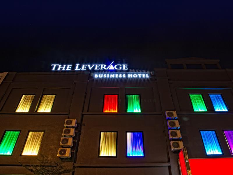 Hotel Murah di Rawang - The Leverage Business Hotel (Rawang)
