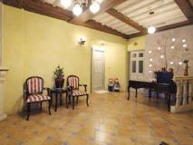 Brittany Hotel: interior