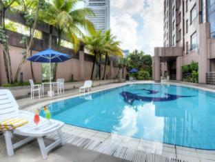 Orchard Grand Court Singapore - Swimming Pool