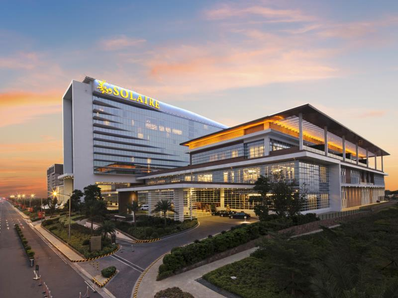 ソレア リゾート & カジノ (Solaire Resort & Casino)
