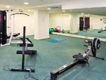 Wyndel Apartments Nexus: fitness room