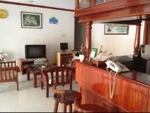 Hongkham Hotel: lobby