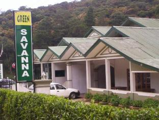 Cool Feel Green Savanna Holiday Bungalow