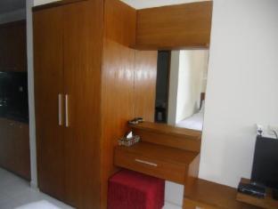 Dewi Dewi Villas Bali - A szálloda belülről