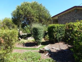 City View Motel Warwick Warwick - Well maintained gardens