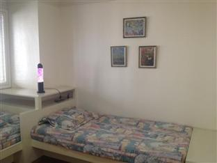 Suite 5C LPL Tower Serviced Apartments Manila - Twin Room
