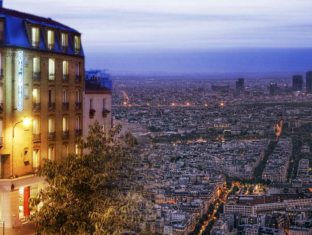 Hotel Armstrong Paris - Exterior