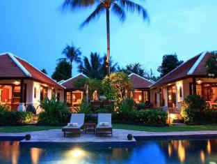 Baan Haad Sai Beach Front Villa Samui