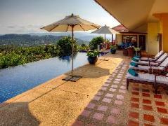 Samui Summit Hilltop View Villa 15 - Alpha Villa Thailand