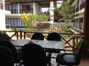Hotel Villa Nampapa Vientián - Restaurante