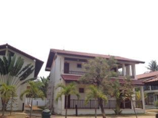 Hotel Villa Nampapa Vientián - Exterior del hotel