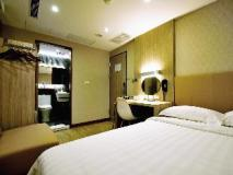 The Riverside Hotel International: guest room