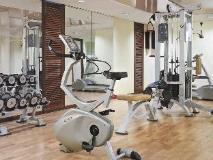 Laurent & Benon Suites - Santacruz East: fitness room