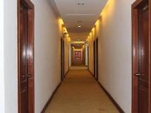 Soundara Hotel: interior