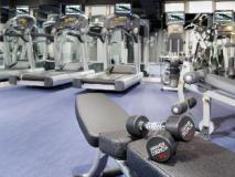 OZO Wesley Hong Kong: fitness room