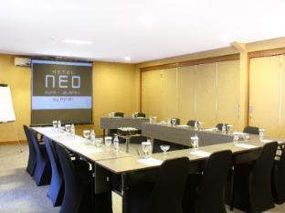 فندق نيو كوتا جيلانتك بالي - غرفة الاجتماعات