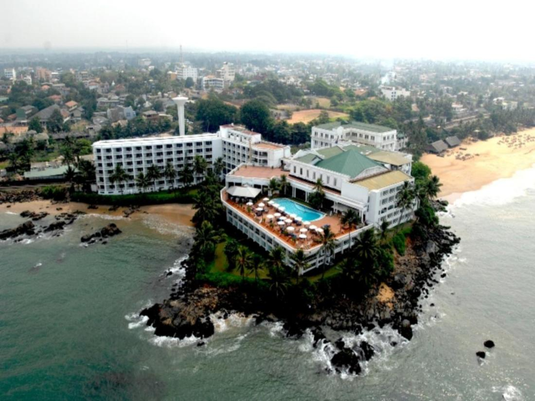 Hotel Areal View