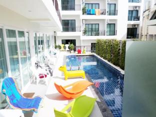The Frutta Boutique Hotel Phuket - Frutta Pool