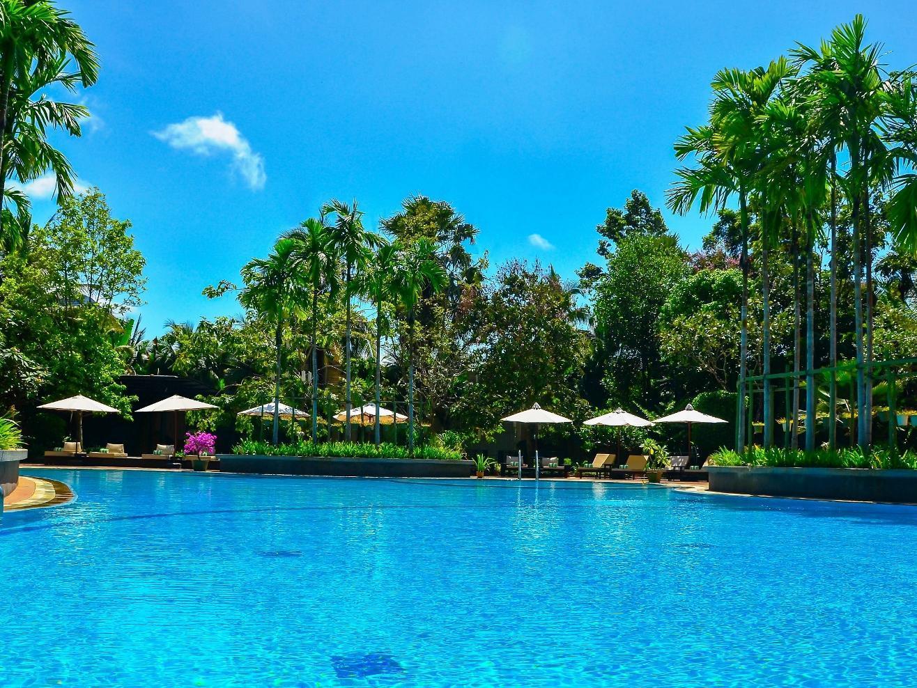 Borei Angkor Resort & Spa0